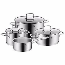 WMF Merano 7-Piece 18/10 Stainless Steel Cookware Set