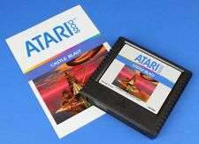 Castle Blast - Atari 5200 Homebrew Game - New!