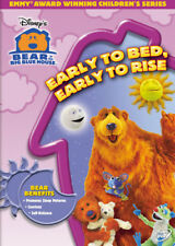 Bear in the Big Blue House: Early to Bed, Early to Rise [New DVD] Dubbed, Subt