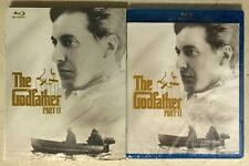 The Godfather Part Ii [2017, Blu-Ray, Slipcover] New Sealed 📀🆕