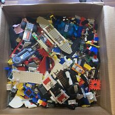Lego 18 lbs of Assorted Lego Lot Mixed Other Building Bricks and Pieces