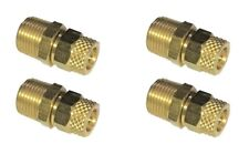 Air Suspension System 4 Brass Fittings 1/4