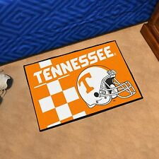 "Tennessee Volunteers Uniform Inspired 19"" X 30"" Starter Area Rug Mat"