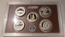 2013 U.S. Mint National park America the Beautiful Proof Quarters No Box No COA