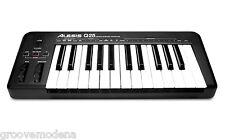 ALESIS Q25 Tastiera Midi Usb 25 Tasti Pitch Modulate x Dj Producer Studio Remix