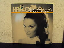 CONNIE FRANCIS - Hallo ! Connie Francis    ***Aut - Press***
