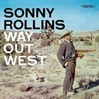 Sonny Rollins - Way Out West (NEW CD) 1957