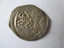 ISLAMIC MOROCCO  SILVER HAMMERED COIN;DIRHEM 1773( AH1187) MOHAMMED III FEZ MINT