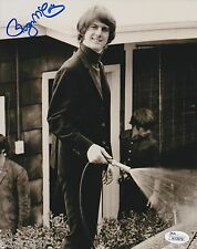 Roger McGuinn Signed 8x10 Photo w James Spence JSA COA #K13979 + PROOF The Byrds