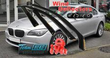 BMW Seria 7 F01 4D 2008 -  SALOON / SEDAN  Wind deflectors 4.pc  HEKO  11154