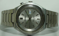 Vintage Seiko Bellmatic Alarm Automatic Day Date Used Wrist Watch S804 Antique