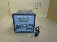 Pulse pH Controller Model 150-pH 150pH 110/220V Used