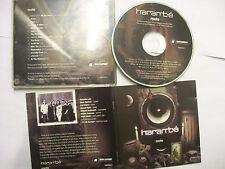 HARAMBE Roots – 2002 UK CD  – Soul, Funk, Acid Jazz – BARGAIN!
