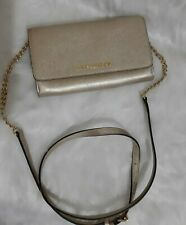 US BOUGHT MICHAEL KORS JET SET LARGE PHONE CROSSBODY