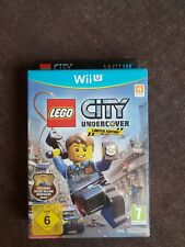 Wii U Game Lego City Undercover Limited Edition Box Only