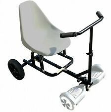 DELUXE ATTACHMENT HOVERSEAT WITH HANDLE BAR AND MOLDED SEAT FREE HANDS