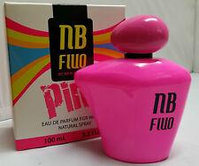 NB FLUO PINK EAU DE PARFUM PERFUME FRAGRANCE SPRAY FOR HER LADIES WOMEN 100ML