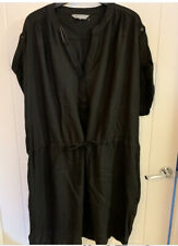 Ladies Principles Plain Black Dress Size 18/20