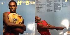 DISCO 33 GIRI -  HIRAM BULLOCK - FROM ALL SIDES                              (B)