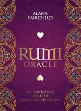 Rumi Oracle - An Invitation into the Heart of the Divine - 44 Card Deck & Book