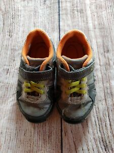 Surprise by Stride Rite Toddler Boy Gray Sneakers Size 6
