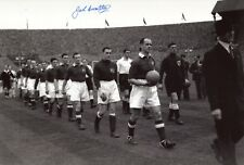 Manchester United 1948 FA Cup winner Jack Crompton signed photo UACC DEALER