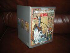 LA QUETE DE L'OISEAU DU TEMPS N°3 LE RIGE - EDITION ORIGINALE NOVEMBRE 1985