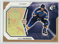 2002-03 SPx Radiance Chris Pronger /50