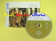 CD Singolo RUTH I don't know 1997 ARC 573 779-2 no lp mc dvd (S2)