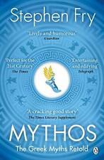 Mythos: The Greek Myths Retold-Stephen Fry