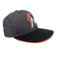 """New Era 59Fifty MLB Miami Marlins Fitted Baseball Cap 7 1/8"""" (56.8cm) hat"""