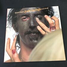 Frank Zappa Joe's Garage Acts II & III SRZ 2-1502 Lyric Booklet attached