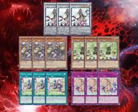 Simorgh RIRA Deck Core 30 Cards Darkness Bringing Storm Protection NM Yu-Gi-Oh