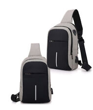 Chest bag, Crossbody bag, Unisex