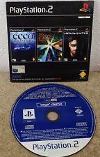 Sega 3 Demo Sony Playstation 2 VGC