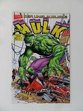 Hulk MARVEL nº 0 de l'incroyable variant Cover état 1-2