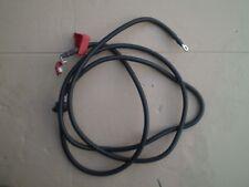 CAVO BATTERIA POSITIVO - POSITIVE CABLE MASERATI 3200 GT 383000149