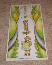 Bo Bunny Sticker Sheet Hiking/sightseeing