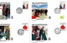 Vatican  Jean Paul II  FDC&/or max card  div lot II   288