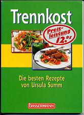 Trennkost --Die besten Rezepte von Ursula Summ-grün-