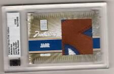 JAROMIR JAGR 09/10 ITG Famous Fabrics LARGE *UNIQUE* Game-Used PATCH #d 07/09 SP