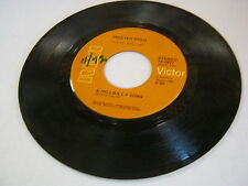 Skeeter Davis A Hillbilly Song/Once 45 RPM RCA Victor Records