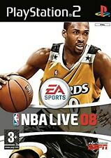 NBA LIVE 08 PS2 PlayStation 2 Video Game Mint Condition UK Release