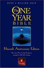 The One Year Bible Fifteenth Anniversary Edition N