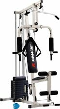 Kamachi HG33 Imported Multi Home Gym 22 Exercise Total Weight 150lb fitness