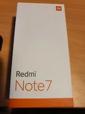 Xiaomi Redmi Note 7 - 64GB - Neptune Blue (Unlocked) (Dual SIM)