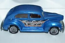 """ORIGINAL Hot Wheels """"The Weise Brothers"""" Blue Color Car"""