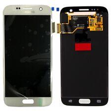 Pantalla Full LCD Juego completo GH97-18523D Blanco para Samsung Galaxy S7 G930