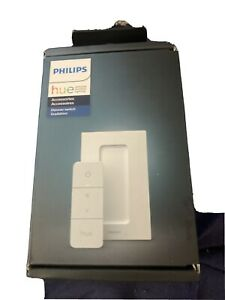 Brand New Philips Hue Dimmer Switch - White