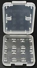 Memory Card Protector Storage Case Holder HOLD up to 8 SD SDHC Micro MMC MSPD TF